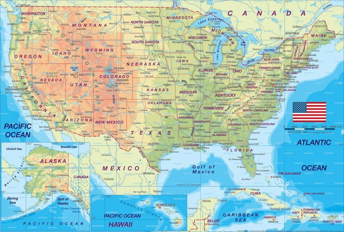 Ptna Karta Na Sash Ptna Karta Za Sash Severna Amerika Yuzhna Amerika